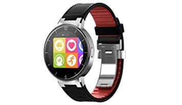 Vendesi Alcatel SM02 One Touch Smartwatch, Nero